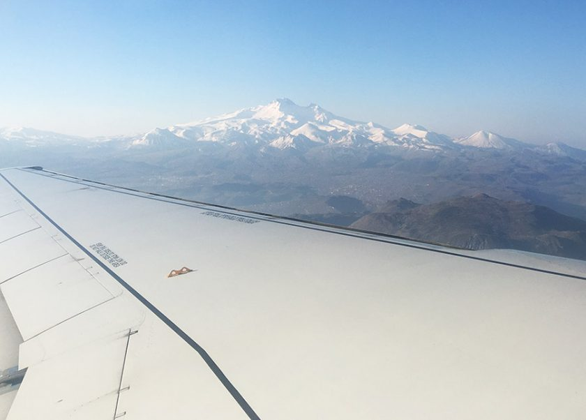 flying from Kayseri Airport